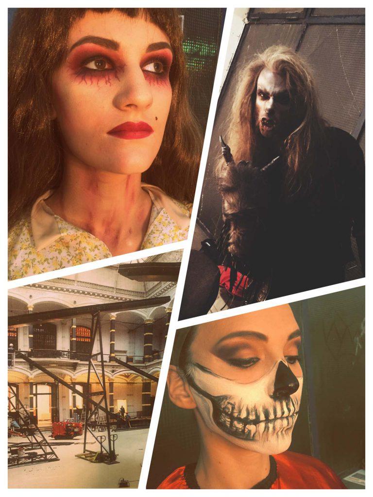 Maskenbildner Jasmin Arnold