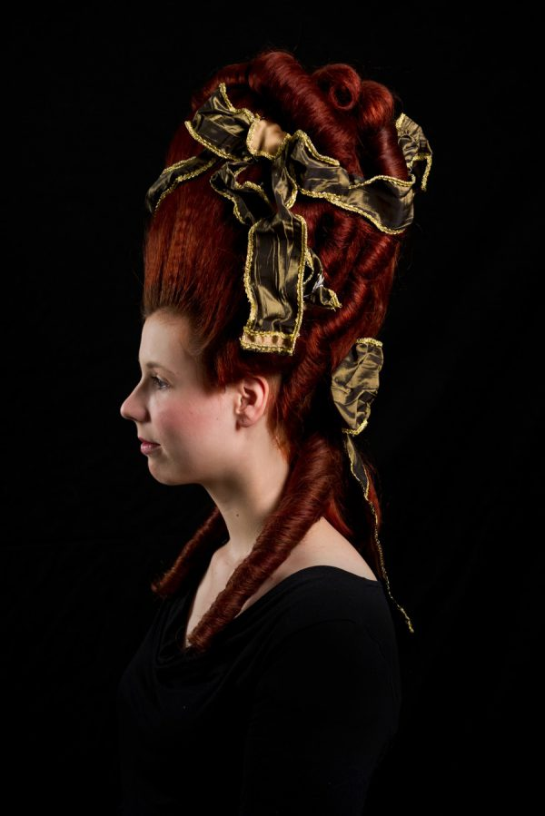 Maskenbildnerin Jasmin Arnold
